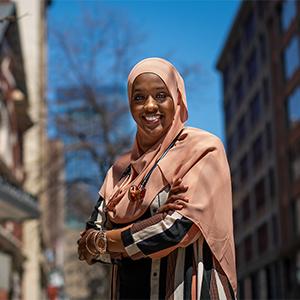 Asha Mohamud, M21