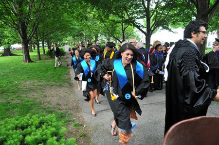 Tufts University Commencement